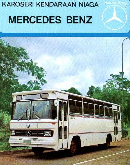 Prospekte Mercedes Benz MB  -  KAROSERI KENDARAAN NIAGA