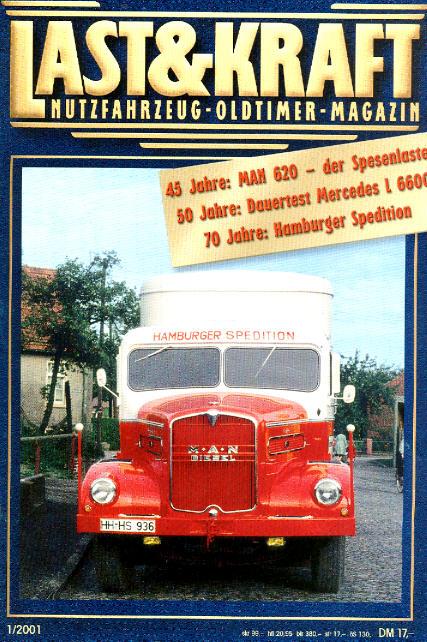 Last & Kraft Oldtimer-Magazin 1/2001
