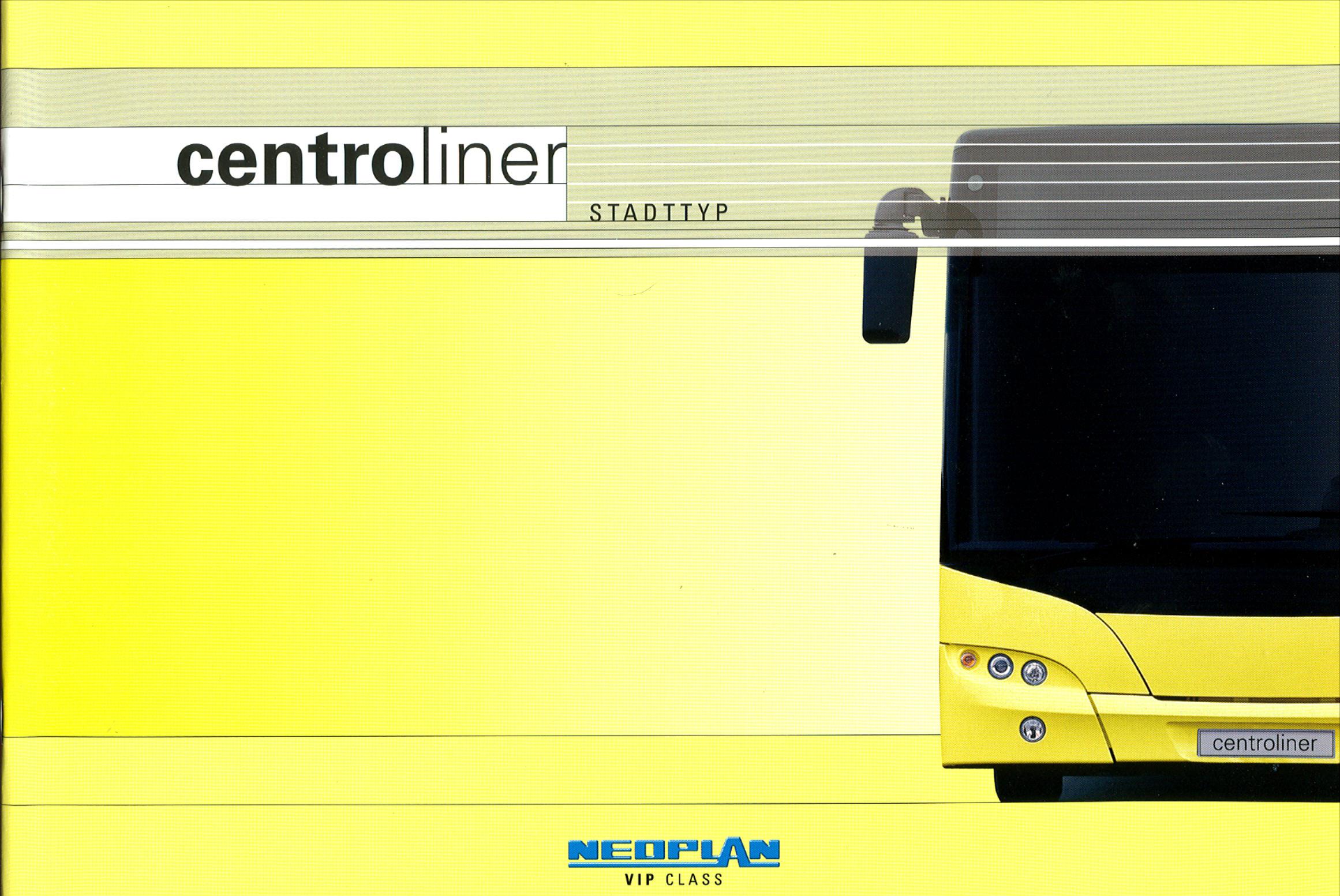 Prospekte Neoplan-Centroliner 06