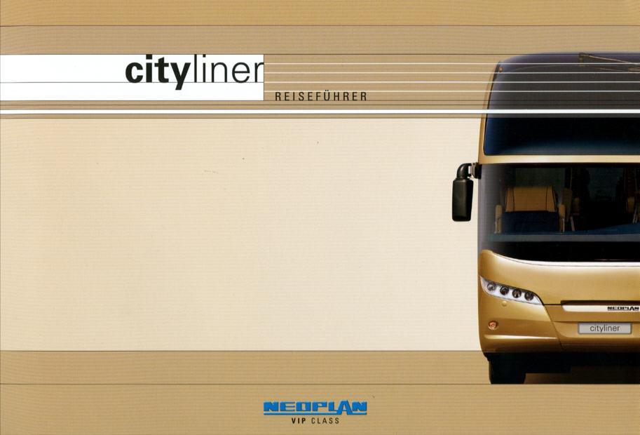 Prospekte Neoplan-Cityliner 06