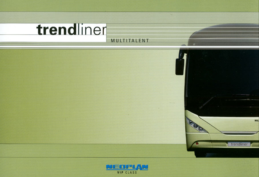 Prospekte Neoplan-Trendliner 06