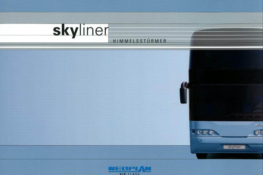 Prospekte Neoplan-Skyliner 06