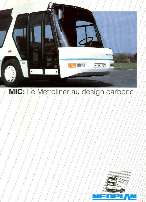 NEOPLAN-MIC-Metroliner in französisch
