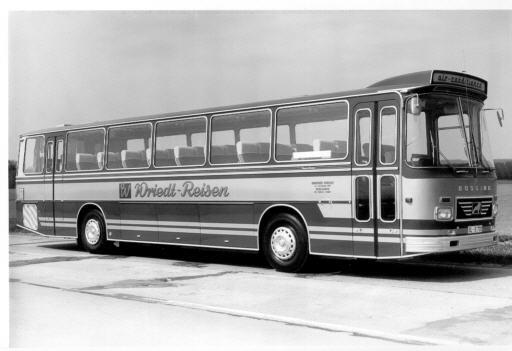 Foto Büssing-Bus - Wriedt,SL - 1971