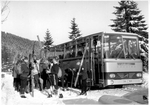 Foto Büssing-Bus