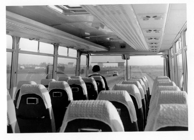 Foto Büssing-Bus - Innen - 1970
