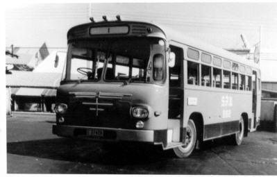 Foto Büssing-Bus - 1966