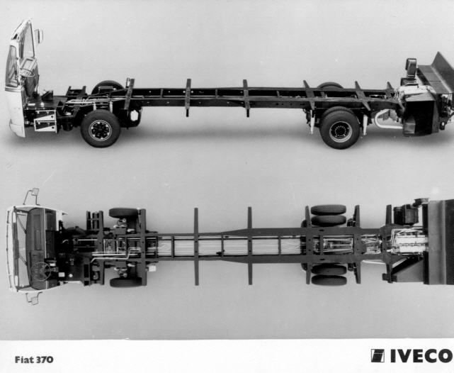 Foto Iveco,Fahrgestelle,Fiat 370