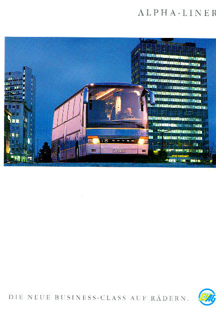 EVAG - Alpha-Liner S 315 HD - Business-Class