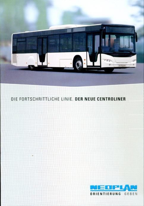Prospekte NEOPLAN-Centroliner