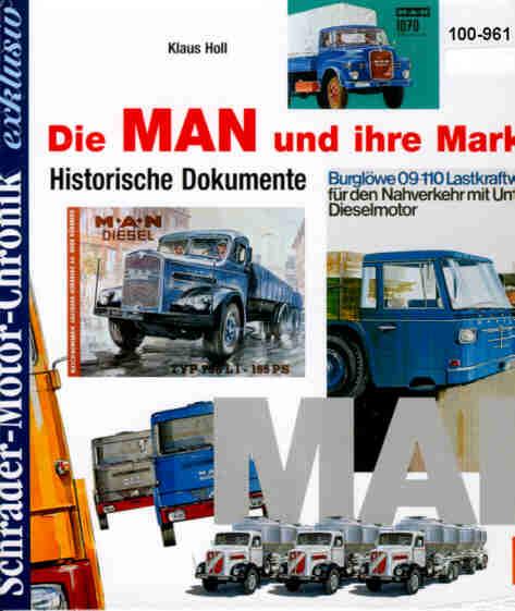 MAN und ihre Marken Historische Dokumente