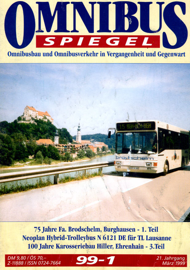 Omnibusspiegel Nr. 99-1