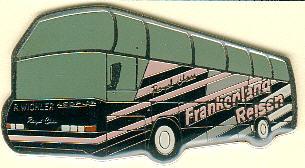 Schlüssel-Anhänger NEOPLAN-Cityliner Frankenland