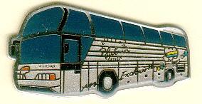 Schlüssel-Anhänger NEOPLAN-Cityliner PLATIN  JOB