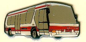 Schlüssel-Anhänger NEOPLAN Magnet-Motor-Bus