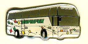 Schlüssel-Anhänger NEOPLAN-Cityliner Rupieper