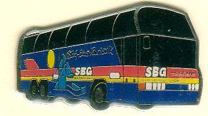 Schlüssel-Anhänger NEOPLAN-Skyliner SBG