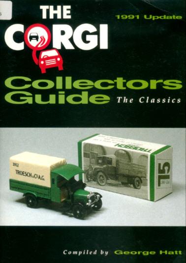 THE CORGI COLLECTORS GUIDE
