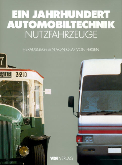Ein Jahrhundert Automobiltechnik