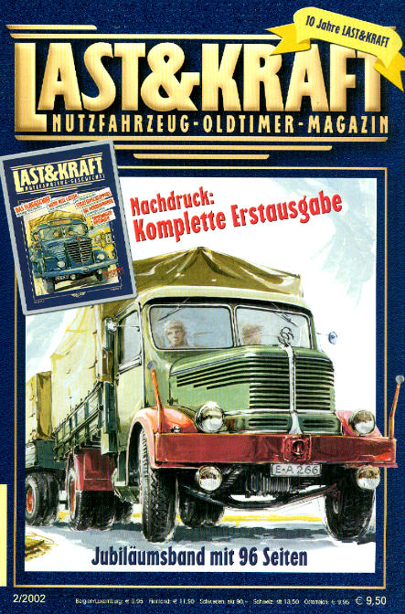 Last & Kraft Oldtimer-Magazin 2/2002