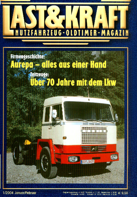 Last & Kraft Oldtimer-Magazin 1/2004