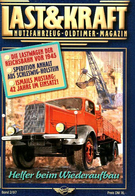 Last & Kraft Oldtimer-Magazin 2/1997