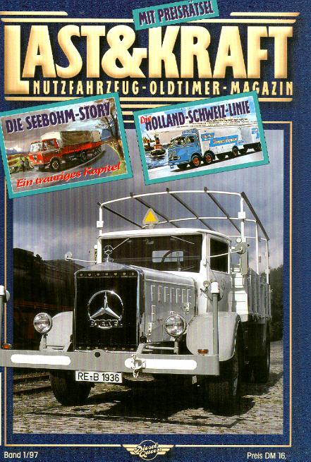 Last & Kraft Oldtimer-Magazin 1/1997