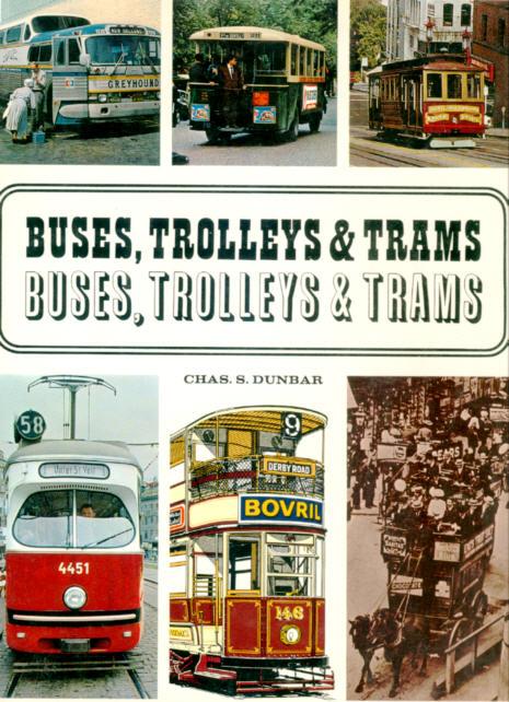 Buses,Trolleys & Trams engl.