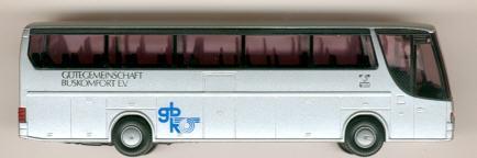 """Rietze Setra S 315 HDH  Gütegemeinschaft Buskomfort """"gbg"""""""