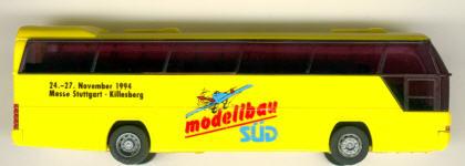 Rietze Neoplan-Cityliner Modellbau Süd '94