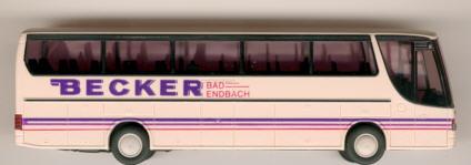 Rietze Setra S 315 HDH Becker-Reisen