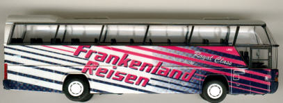 Rietze Neoplan-Cityliner Frankenland-Reisen