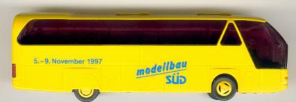 Rietze Neoplan-Starliner Modellbahn-Süd 1997