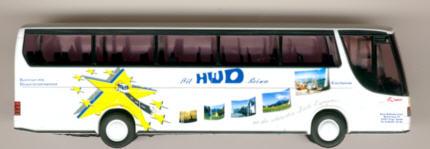 Rietze Setra S 315 HDH HWD-Reisen (exclusiv)