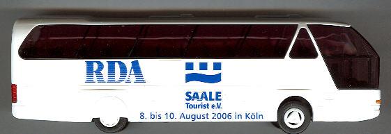 Rietze Neoplan-Starliner RDA/Saale-Tourist 2006