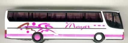 Rietze Setra S 315 HD Mayer's-Reisen  ger.Stckz.