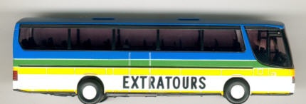 Rietze Setra S 315 HD Bader-Extratours