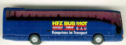 Rietze Mercedes Benz MB  O 404 RHD Kfz-BUS-MOT
