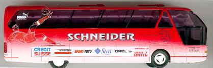 Rietze Neoplan-Starliner Schneider, Langendorf    (CH)
