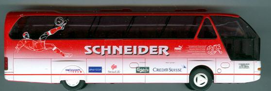 Rietze Neoplan-Starliner  Schneider -Teambus der