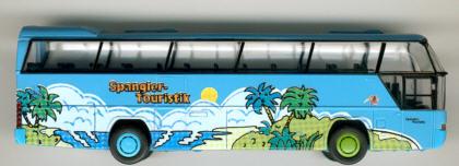 Rietze Neoplan-Cityliner Spangler-Touristik