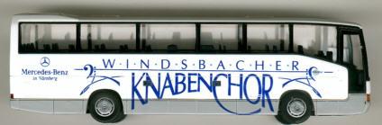 Rietze Mercedes Benz MB  O 404 RHD Windsbacher Knabenchor