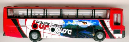 Rietze Mercedes Benz MB  O 303 15 RHD bur busse       >NEU '93<
