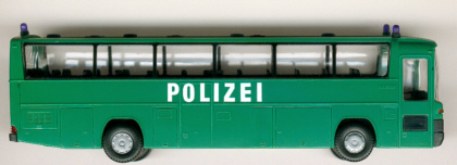 Rietze Mercedes Benz MB  O 303 15 RHD Polizei