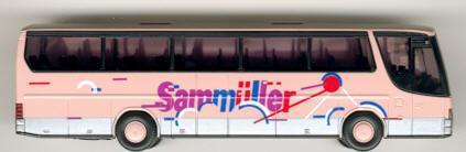 Rietze Setra S 315 HD Sammüller
