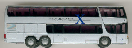 Rietze Setra S 328 DT Travel X, Lürschau