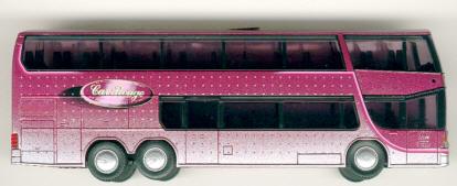 Rietze Setra S 328 DT Car Rouge                CH