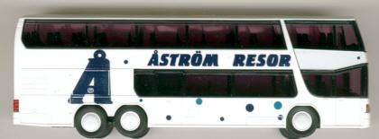 Rietze Setra S 328 DT Aström Resor              S