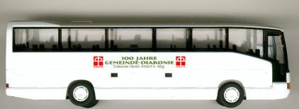 Rietze Mercedes Benz MB  O 404 RHD 100 J. Gemeinde-Diakonie