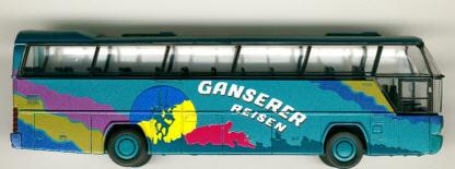 Rietze Neoplan-Cityliner Ganserer-Reisen